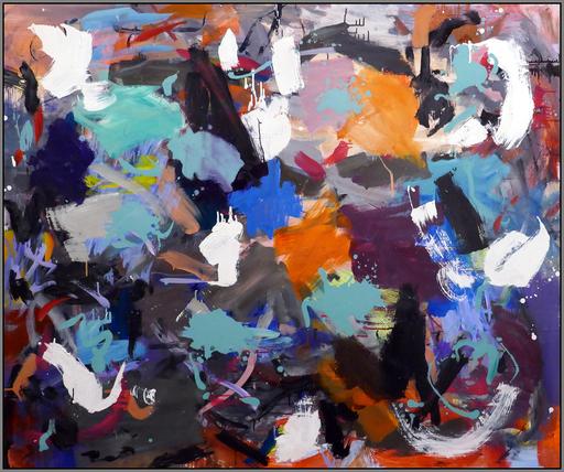 Scott PATTINSON - Peinture - Ouvert No 65