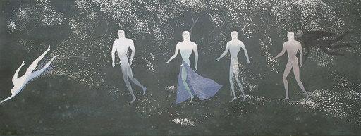 Truong TAN - Pintura - Cold Time