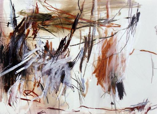 Laurence GARNESSON - Drawing-Watercolor - sans titre