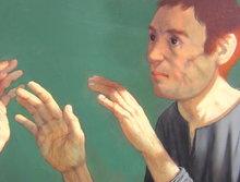 Michel CIRY - Pintura - Saint Thomas