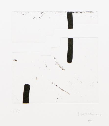 Eduardo CHILLIDA - Grabado - Argi V