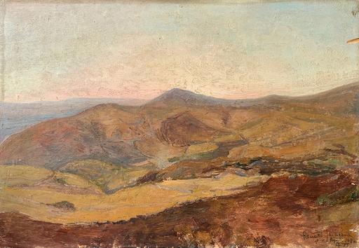 Renato JAVARONE - Pintura - Paesaggio