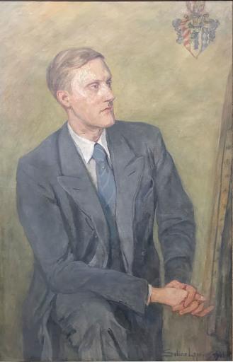 Sabine LEPSIUS - Painting - Portrait