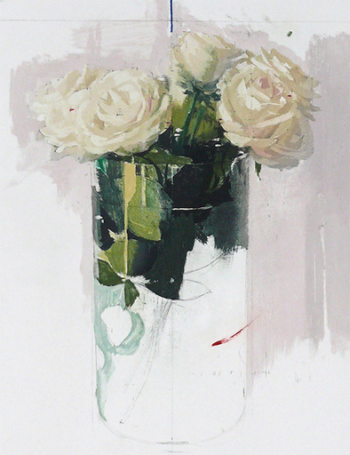 Antonio LÓPEZ - Stampa Multiplo - Rosas de Ávila
