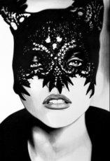 Wayne DANZA - Drawing-Watercolor - Mask