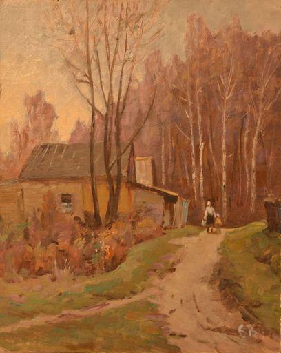 Evgeniy Vsevolodovych VOLOBUEV - Painting