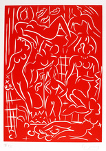 Stefan SZCZESNY - Print-Multiple - Badende