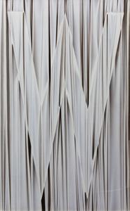 Umberto MARIANI - Pintura - Alfabeto afono W