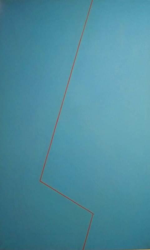 Mario NIGRO - Pintura