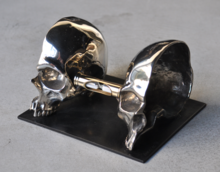Stéphane PENCREAC'H - Sculpture-Volume - Trois minutes