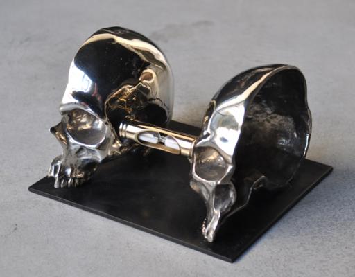 Stéphane PENCREAC'H - Escultura - Trois minutes