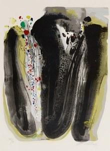 CHU Teh-Chun - Print-Multiple - Untitled, Circa