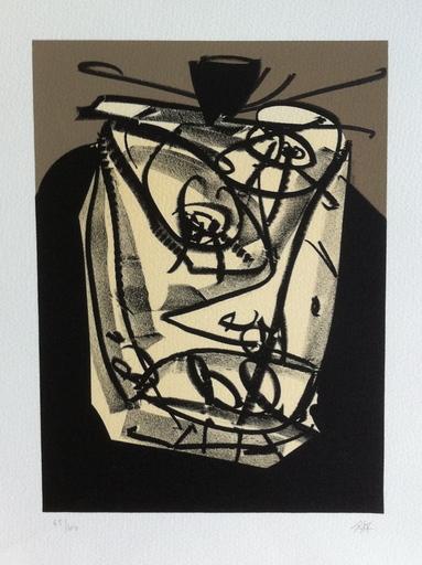 Antonio SAURA - Print-Multiple - Portraits