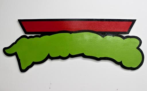 Slava PTRK - Sculpture-Volume - Ninja Turtles