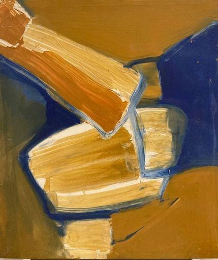 Bertrand DORNY - Peinture - Sans Titre