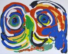 Menno BAARS - Painting - Hurricane No2