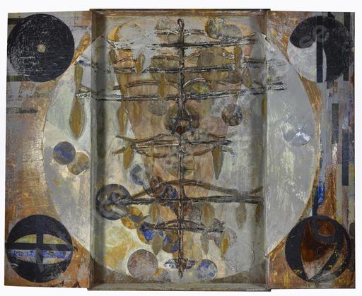 Bruno CECCOBELLI - Gemälde - Moralramo