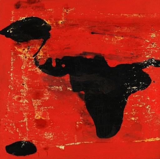 Tony SOULIÉ - Peinture - Noir désir