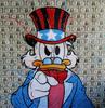 GOMOR - Pintura - American Dream