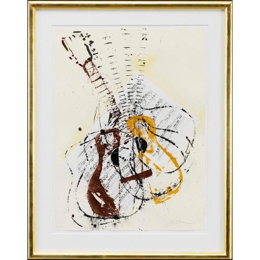 Fernandez ARMAN - Pintura - Prälludium oder Capriccio