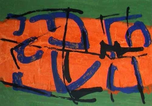 Enrico DE TOMI - Painting - Senza  titolo 3