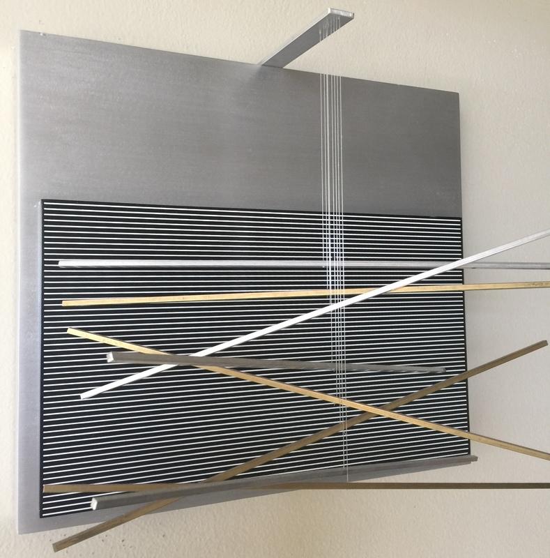 Jesús Rafael SOTO - Sculpture-Volume - Vibrations Metalliques
