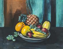 Hermann Max PECHSTEIN - Painting - Fruchtschale