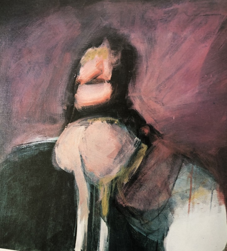 """Orlando PELAYO ENTRIALGO - Painting - """"Todos tenemos algo en comun"""""""
