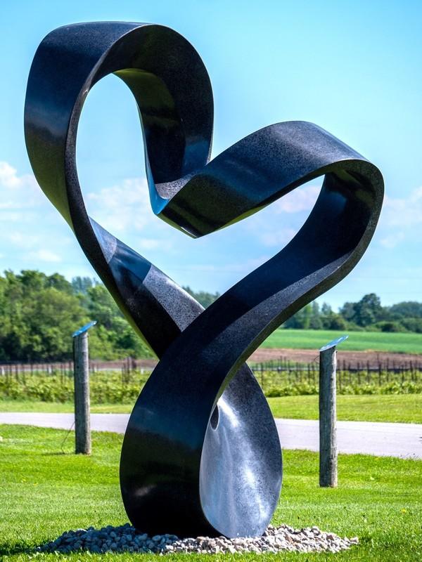 Jeremy GUY - Sculpture-Volume - Overture