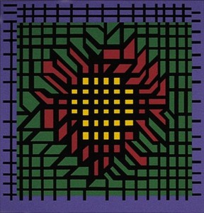 Victor VASARELY - Estampe-Multiple - Kat-Zag