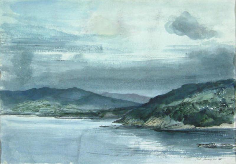 Pietro ANNIGONI - Gemälde - Paesaggio