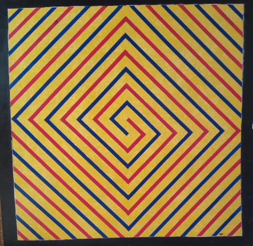 Harry BARTLETT FENNEY - Peinture - maze