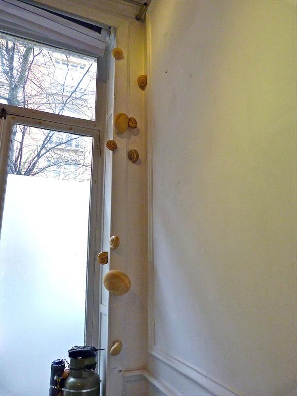 Jean-François FOURTOU - Sculpture-Volume - Snails (Petits escargots)