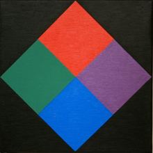 Ode BERTRAND (1930) - Les Angles Noirs VI