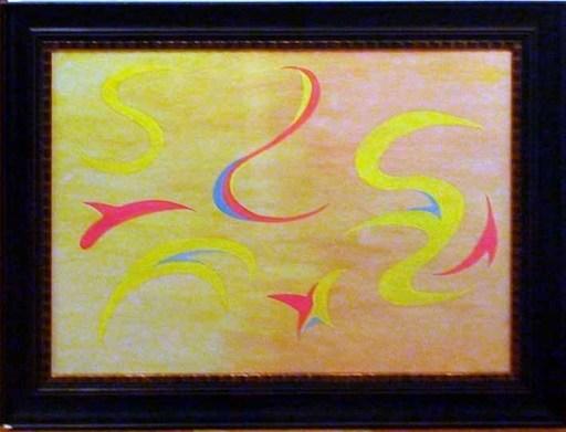 Giulio TURCATO - Gemälde - Composizione 1979