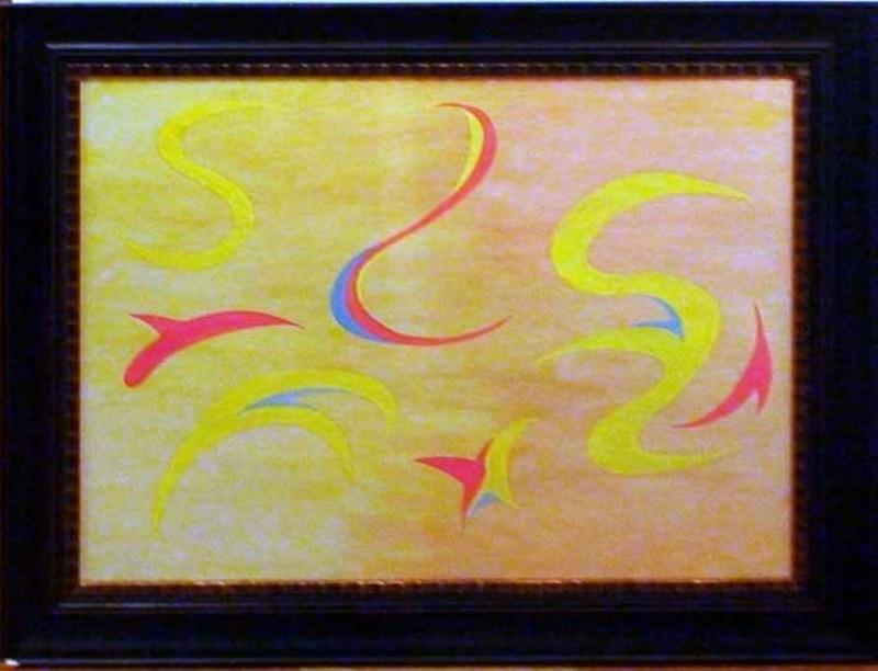 Giulio TURCATO - Pittura - Composizione 1979