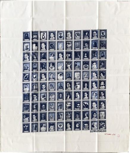 Robert WATTS - Print-Multiple - Untitled