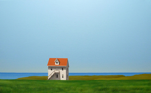 Monica DIXON - Painting - Seabrook