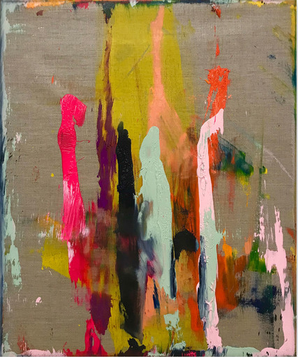 Tommaso FATTOVICH - Painting - Punk