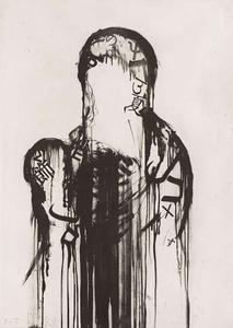 Jaume PLENSA - Print-Multiple - Untitled #1