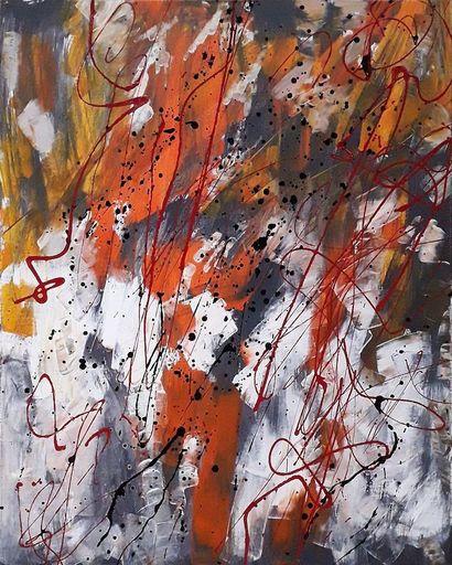 Marie Edmée SEGUIN - Painting - N1