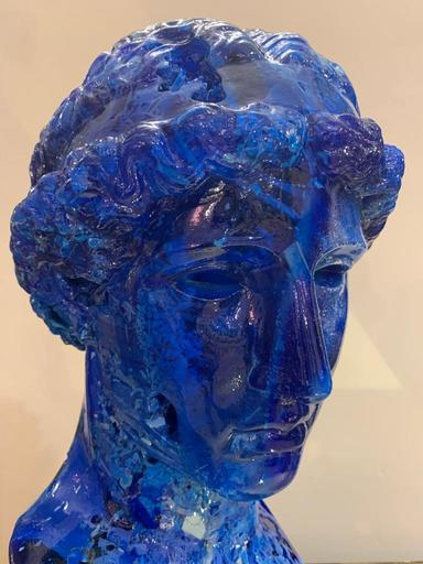 Paolo NICOLAI - Sculpture-Volume - Athena in atarassia