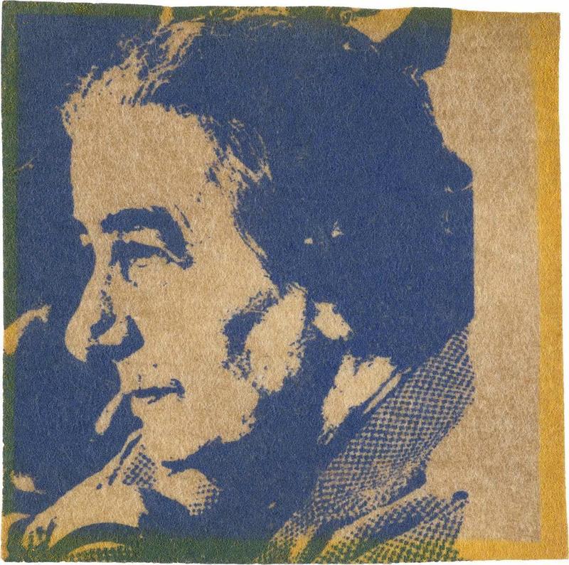 Andy WARHOL - Stampa-Multiplo - Golda Meir