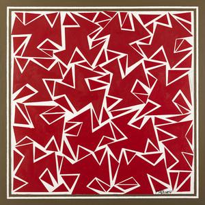 Hussein MADI - Peinture - Untitled