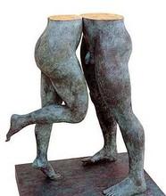 Lorenzo QUINN - Escultura - El Beso - The Kiss