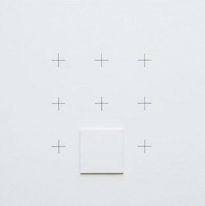 Sato SATORU - Gemälde - Hommage au carré - XLVII
