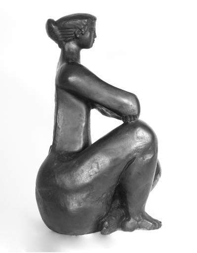 Antoniucci VOLTI - Sculpture-Volume - Egée assise