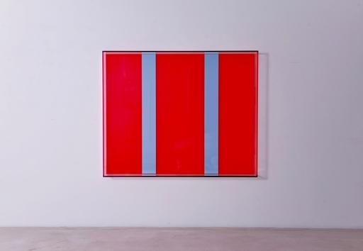 Regine SCHUMANN - Scultura Volume - Colormirror satin on top of red Ontario