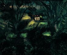 Henri LE FAUCONNIER - Pintura - Sousbois
