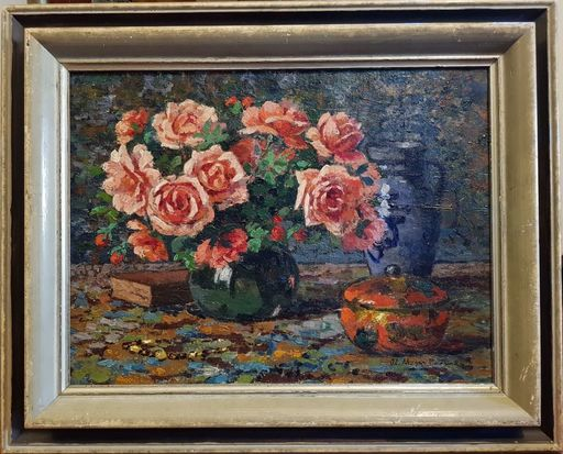 Alexandru MOSER PADINA - Gemälde - Flowers